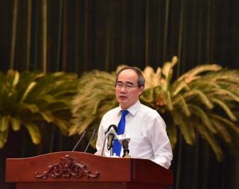 Hội nghị lần thứ 34 Ban chấp hành Đảng bộ TP.HCM khóa X: Cần phát huy mạnh mẽ nền tảng văn hóa, trở thành điểm nhấn của nhiệm kỳ tới