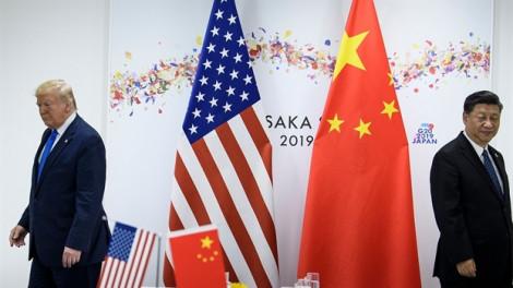 Mỹ bắt đầu 'qua mặt' Trung Quốc trong cuộc chiến thương mại