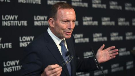 Cựu Thủ tướng Úc Abbott: Đã đến lúc Úc diễn tập hàng hải ở biển Đông