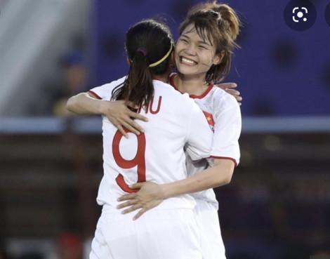 Tuyển nữ Việt Nam được thưởng 1 tỉ đồng sau trận thắng đậm Indonesia chiều 29/11