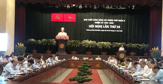 Tong thu ngan sach cua TP.HCM nam 2019 uoc dat bang 55 tinh thanh