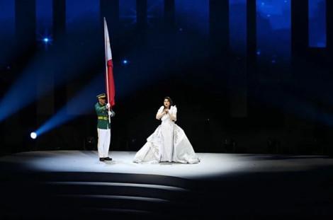 Philippines khai mạc SEA Games 30 bằng màn trình diễn đầy sắc màu