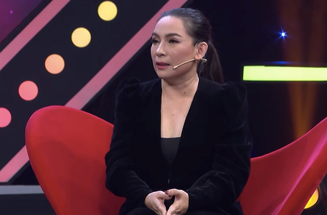 Phi Nhung bi con nuoi boc tran tat xau