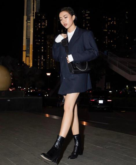 Sao đẹp tuần này: Diệu Nhi, Jun Vũ lăng xê phong cách mùa đông cá tính