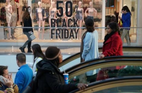 Black Friday tại Mỹ đem về hơn 7 tỷ USD giá trị giao dịch trên internet