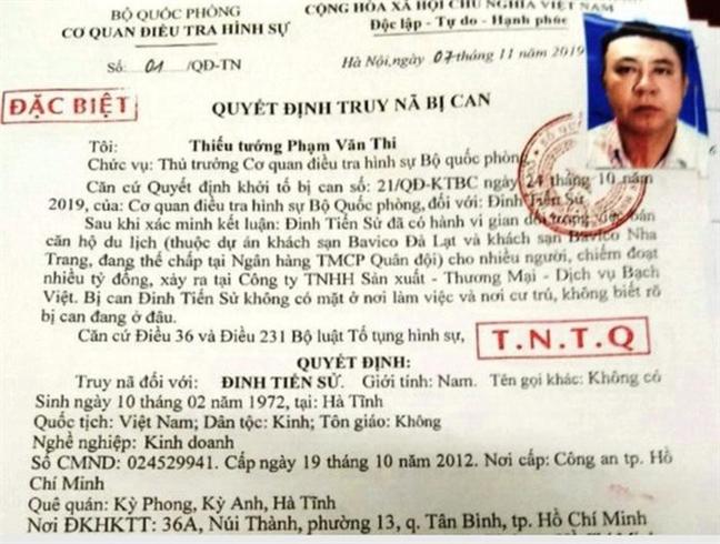 Ong chu he thong khach san Bavico bi bat khi dang tron lenh truy na tai Hue