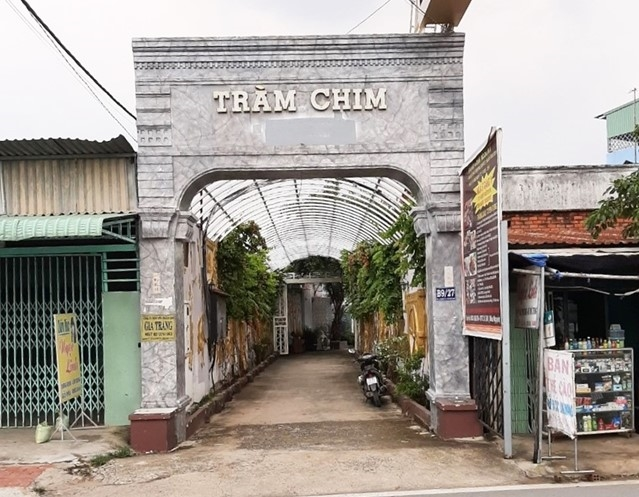 Hang loat can bo bi ky luat vu Resort Tram Chim