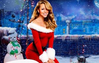 Ca khúc mừng Giáng sinh của Mariah Carey đứng đầu top ca khúc... phiền toái nhất