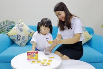 Tiêu chuẩn Nhật Bản bên trong thuốc hạ sốt quen thuộc của các mẹ