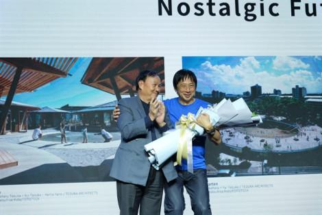 Sự kiện Architect Talk 2019 được TOTO Việt Nam tổ chức lần thứ 3 với chủ đề 'Tương lai hoài niệm'