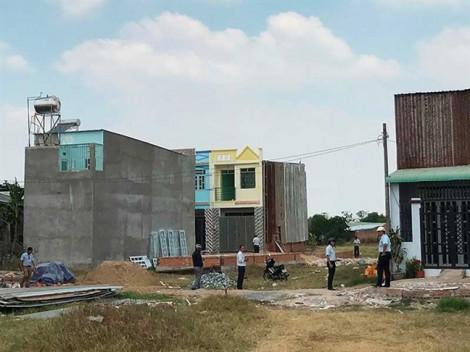Thanh tra toàn diện quản lý đất đai, xây dựng trên địa bàn huyện Bình Chánh