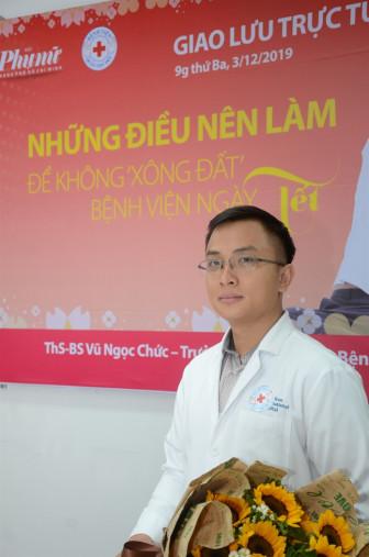 Giao lưu trực tuyến: Những điều nên làm để không 'xông đất' bệnh viện ngày tết