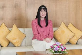 Nhan sắc thuần khiết của công chúa được mến mộ bậc nhất Nhật Bản