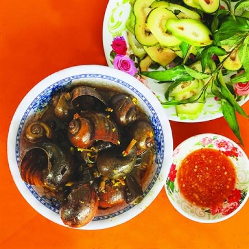 Ẩm thực Lý Sơn