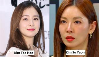 Ngoại hình chênh lệch của những cặp idol nữ Kbiz cùng tuổi