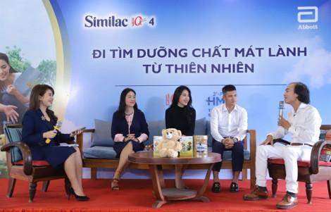 Talkshow 'Đi tìm dưỡng chất mát lành từ thiên nhiên' giúp cha mẹ hiện đại nuôi con lớn khỏe