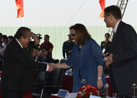 Việt Nam và Hoa Kỳ tăng cường quan hệ đối tác khắc phục hậu quả chiến tranh