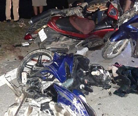Chú rể bị tông xe tử vong, cô dâu chạy đến hiện trường thì bị tai nạn trên đường đi