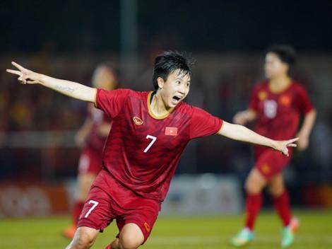Hạ Philippines 2-0, tuyển nữ Việt Nam gặp lại Thái Lan ở trận chung kết