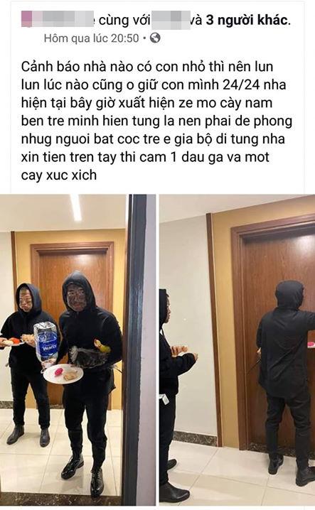 Ca si Chi Dan hoa trang thanh doi tuong mat den: Tro dua thieu y thuc!