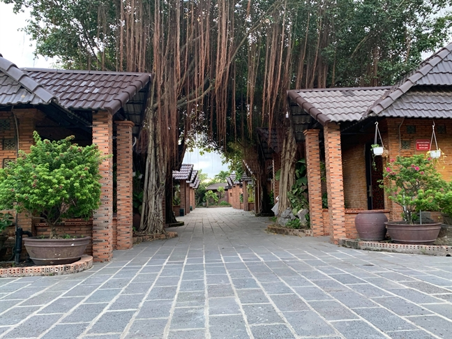 Trong thang 12 se cuong che dut diem Resort Tram Chim