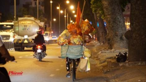 Sài Gòn đêm đông và những phận người vô gia cư