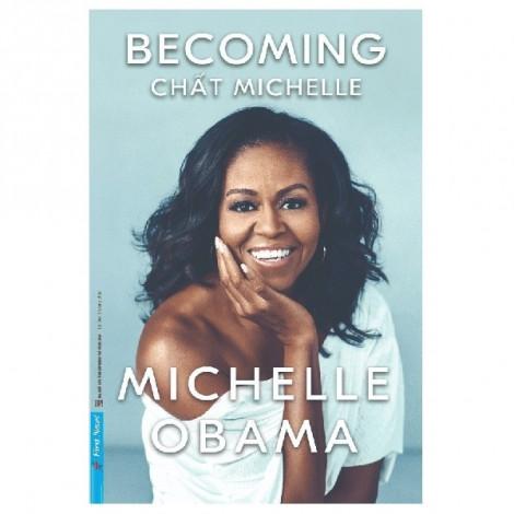 Cựu Đệ nhất phu nhân Mỹ Michele Obama quyên hơn 500.000 USD tiền bán hồi ký cho từ thiện
