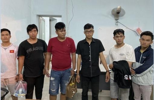 Xóa băng nhóm 20 lần giả danh cảnh sát hình sự, táo tợn cướp tài sản ở Sài Gòn