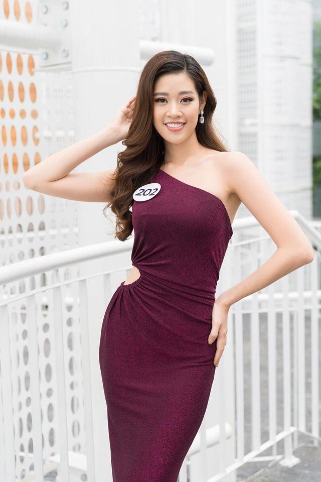 Sac voc quyen ru cua tan 'Hoa hau Hoan vu Viet Nam 2019'