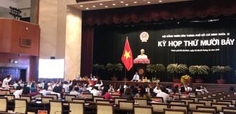HĐND TP.HCM miễn nhiệm Trưởng ban Văn hóa - Xã hội và Trưởng ban Pháp chế