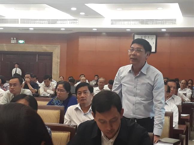 73ha rung phong ho Can Gio lam 'nong' phien chat van nghi truong TP.HCM