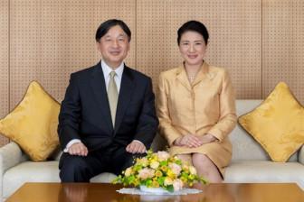 Hoàng hậu Masako đón sinh nhật lần thứ 56
