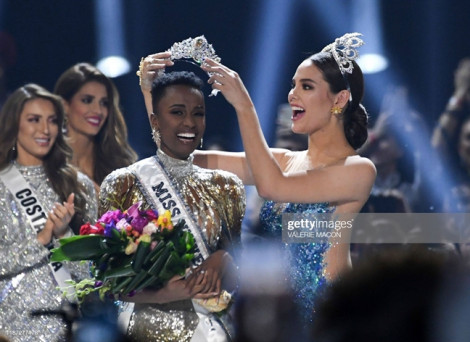 'Hoa hậu Hoàn vũ 2019': Nam Phi đăng quang, Hoàng Thùy dừng top 20