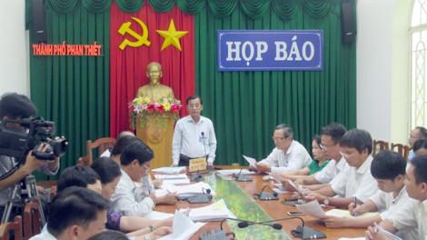 Sai phạm trong quản lý đất đai, Phó bí thư Thành ủy Phan Thiết Đỗ Ngọc Điệp bị cách hết chức vụ trong Đảng
