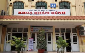 Chủ tịch Hà Nội yêu cầu xử nghiêm vụ nghi ăn bớt vật tư ở Bệnh viện Xanh Pôn