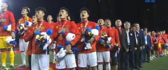Đè bẹp U22 Indonesia, U22 Việt Nam lần đầu vô địch SEA Games