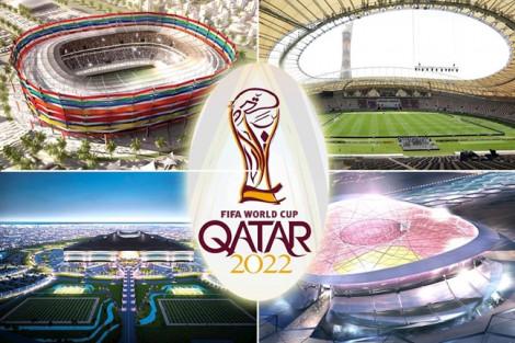 World Cup 2022: Cấm cửa đội tuyển quốc gia Nga