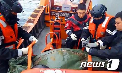 1 thuyền viên Việt Nam mất tích trong vụ lật tàu tại Hàn Quốc đã được tìm thấy
