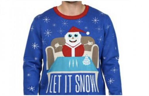 Walmart xin lỗi vì bán áo len Giáng sinh có họa tiết cocaine
