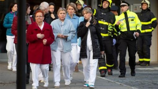 Tay súng tự sát sau khi xả súng tại bệnh viện làm 6 người thiệt mạng