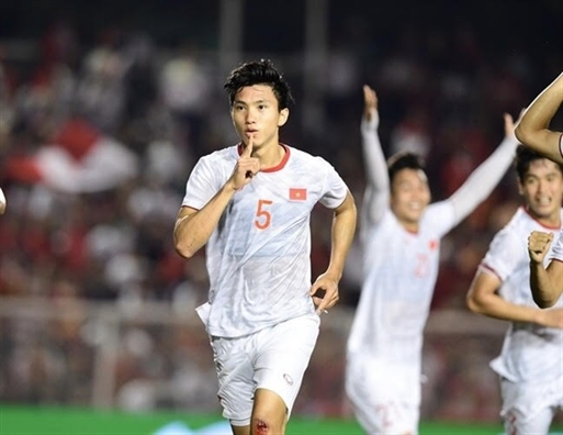 Tu SEA Games nghi ve World Cup