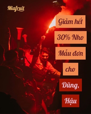 Nhung nguoi ten Hau, Hung, Yen, Toan, Thanh... duoc uu dai mua hang sau chuc vo dich SEA Games 30