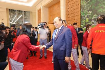Thủ tướng Nguyễn Xuân Phúc: 'Đây là chiến thắng của tinh thần yêu nước'