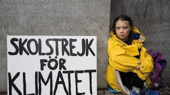Greta Thunberg trở thành nhân vật tiêu biểu của năm do tạp chí Time bình chọn