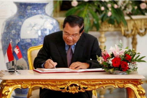 Mỹ áp đặt lệnh trừng phạt lên hai cá nhân thân Thủ tướng Hun Sen