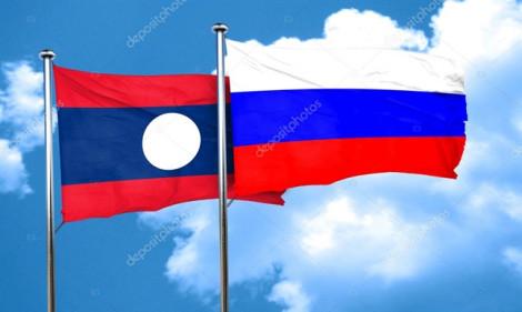 Nga, Lào tổ chức tập trận chung lần đầu tiên