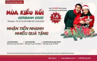 Dịch vụ nhận tiền kiều hối qua Agribank nhận tiền nhanh, nhiều quà tặng