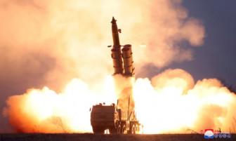 Mỹ lên tiếng cảnh báo Triều Tiên về các vụ thử tên lửa vào dịp Giáng Sinh