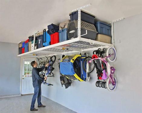 10 ý tưởng tạo nên nhà kho mini cho không gian nhỏ hẹp