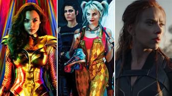 Bom tấn Hollywood 2020: Thế cờ đến tay đạo diễn nữ